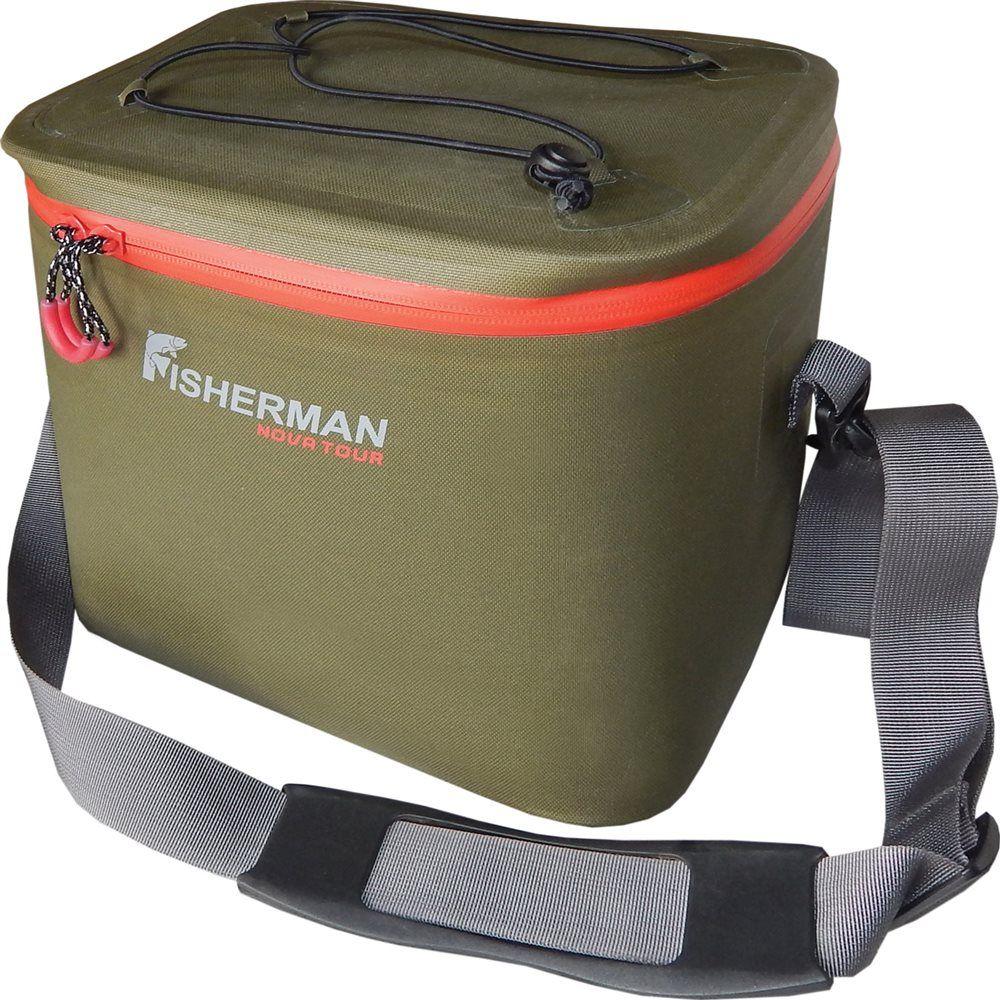 FISHERMAN NOVA TOUR КЕЙС PRO водонепроницаемая сумка для рыбалки