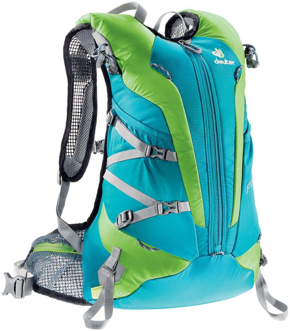 Deuter Alpine Winter Pace 26L petrol-kiwi экстремальный рюкзак