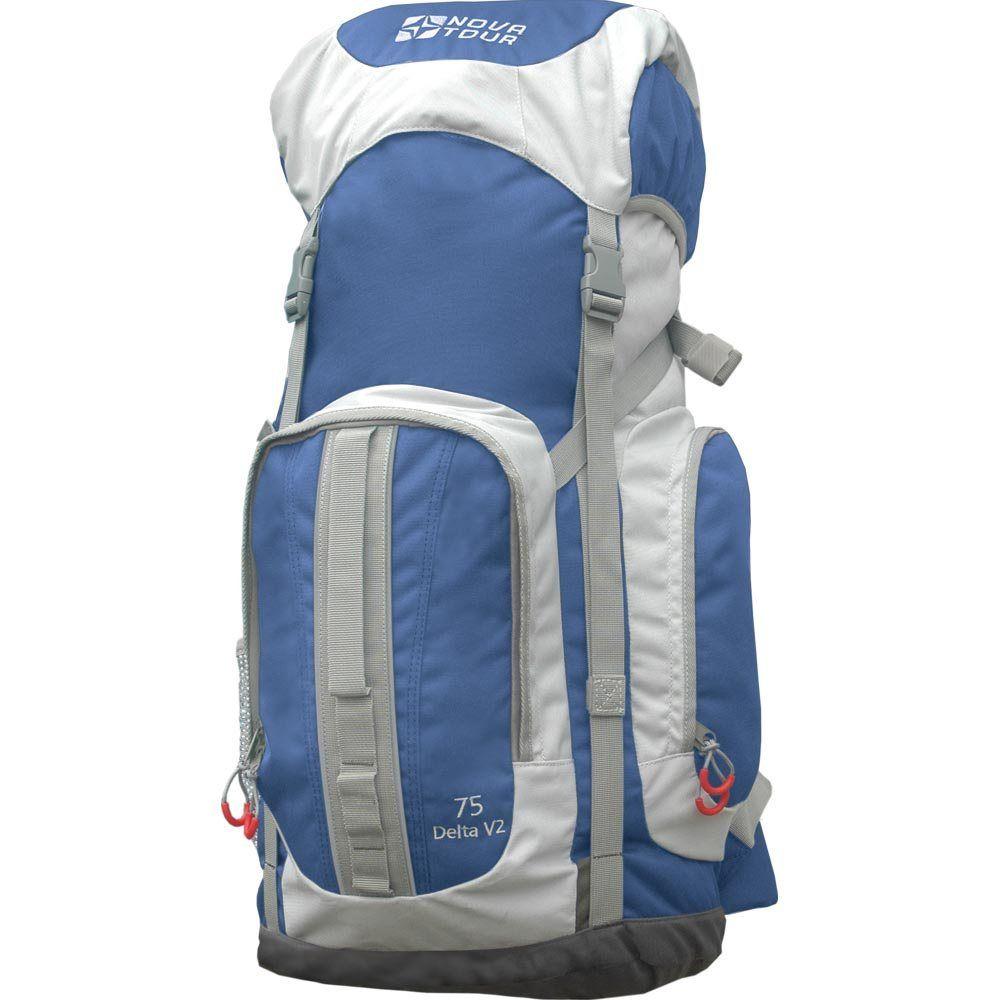 NOVA TOUR ДЕЛЬТА 75 V2 универсальный рюкзак для трекинга