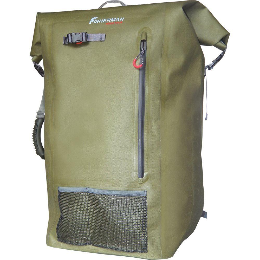 FISHERMAN NOVA TOUR БРИМ PRO водонепроницаемый рюкзак для рыбалки