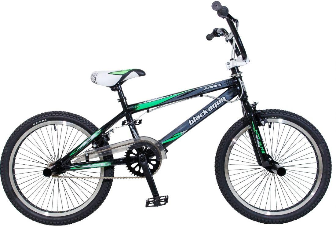 BLACK AQUA JUMP горный велосипед