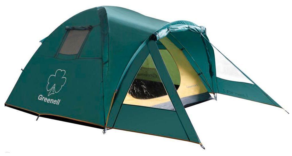 GREENELL ЛИМЕРИК 3 V2 трёхместная палатка
