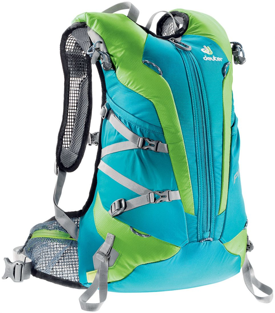 Deuter Alpine Winter Pace 26L petrol-kiwi экстремальный рюкзак