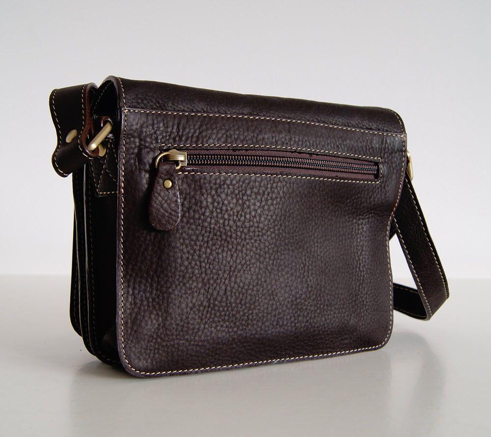 BUFALO SMJ01 коричневая мужская сумка для документов