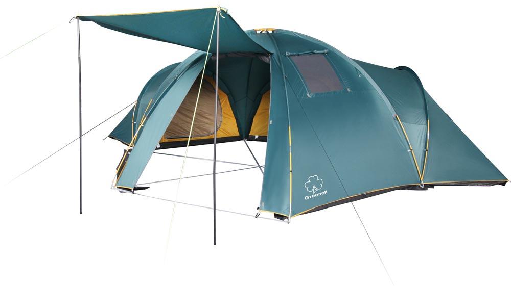GREENELL NOVA TOUR ГРАНАРД 6 огромная кемпинговая палатка