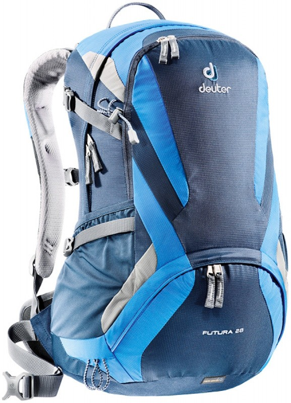 Deuter Aircomfort Futura Futura 28L midnight-coolblue универсальный рюкзак