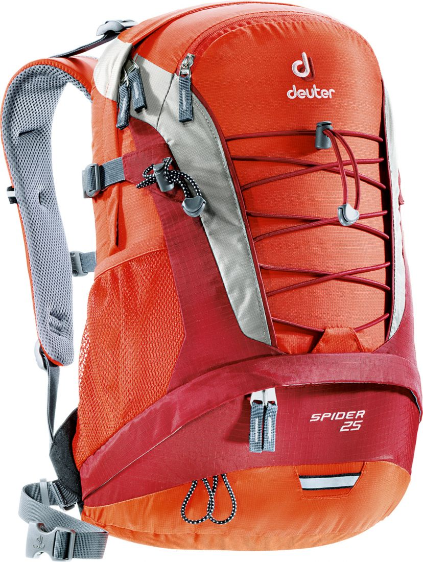 Deuter Daypacks Spider 25 papaya-lava рюкзак